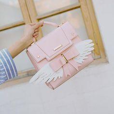 Cardcaptor Sakura Angel Wings Handbag/Shoulder Bag SP1811771