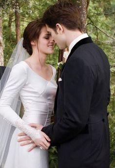 Edward & Bella's wedding <3