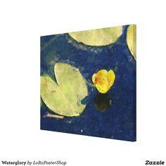 Waterglory Leinwanddrucke