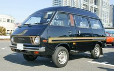 1978 Toyota Townace. #awesome