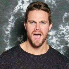 #Stephenamell The face you make when you realize there's ONLY ONE MORE WEEK TILL #Arrow Season 6 😱😱😊😊👏🏻👏🏻👏🏻 Tag a friend . . . . . . . . #Stephenamell #arrow #olicity #arrowcw #thecw #greenarrow #oliverqueen #tbt Steven Amell, Arrow Cw, Supergirl And Flash, Green Arrow, The Cw, Dimples, Celebrity Crush, Tv Shows, Handsome