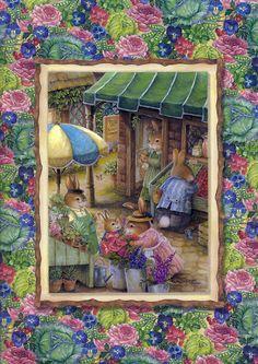 Mundo de conto de fadas encantador. O artista Susan Wheeler. Parte 2 .. Discussão sobre LiveInternet - Serviço diário russo on-line