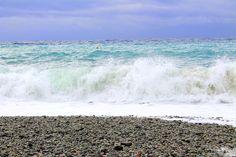 Badestrand Monterosso an der ligurischen Küste von Italien Cinque Terre, Strand, Beach, Water, Outdoor, Italy, Landscape, Vacation, Gripe Water