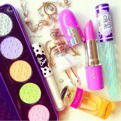 Girl treasures  photo via _girly_stuff__