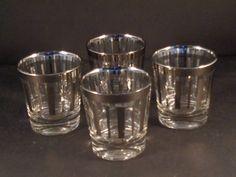 Barware Collection - MERCURY BARS - OLD FASHION GLASSES