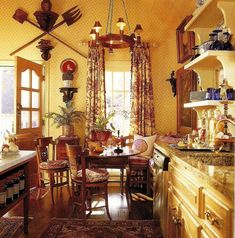 Interior Decorator Tulsa OK | French Country Signature by Charles Faudree