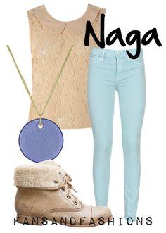 Legend Of Korra Fashion Inspiration