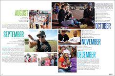 Shawnee Mission Northwest High School yearbook pages 66-67