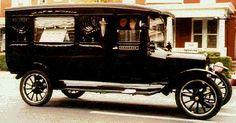 1922 Henney Hearse