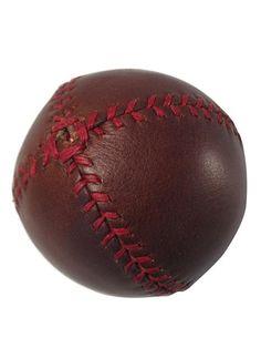 traditional lemon peel style baseball / Leather Head Sports