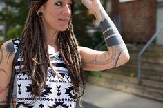 Coxeline, Montréal - The Tattoorialist