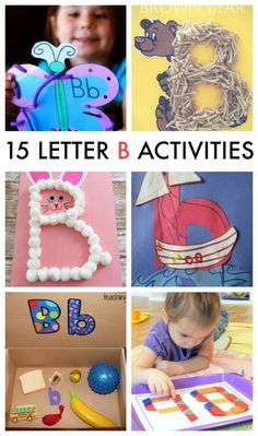 This site has several different activities for each letter...use some of these ideas to add to curriculum