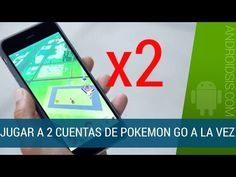 Cómo jugar a la vez a 2 cuentas de Pokemon Go en un mismo terminal Android. Válido para apps como WhatsApp, Telegram ..... - http://www.androidsis.com/jugar-la-vez-2-cuentas-pokemon-go/