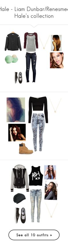 """""""Hale - Liam Dunbar/Renesmee Hale's collection"""" by bxllag ❤ liked on Polyvore featuring Superdry, Hollister Co., Eos, Vans, Torn by Ronny Kobo, Timberland, Monki, JanSport, Vibrant and Aéropostale"""