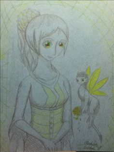 Faery Flowers. ©Madeline Secules#TDQ (sorry for the bad picture quality.) Just a little something I did to unwind, and try a new way of drawing humanoids. (I apologize most sincerely, Milady Todesbringer, for the length of time I am taking to complete your request. I shall notify you immediately upon completion. Until then Milady. *tips hat/small bow*)
