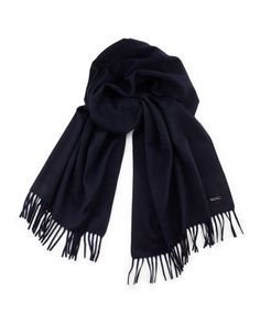 THE GENTLEMAN - Loro Piana Grande Cashmere Scarf.