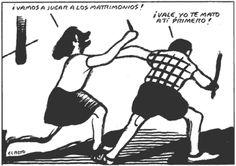 Humor gráfico y derechos humanos