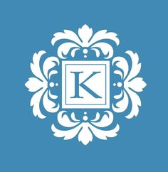 """My name starts with the initial """"K."""" Cornflower blue is one of my favorite colors too."""