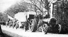 Steam Engine, Farming, Antique Cars, Engineering, Photographs, 1, Outdoor, Outdoors, Fotografie