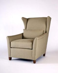 catalina wing chair, century furniture.