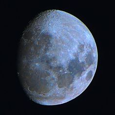 (3) Twitter Moon, Celestial, Twitter, The Moon