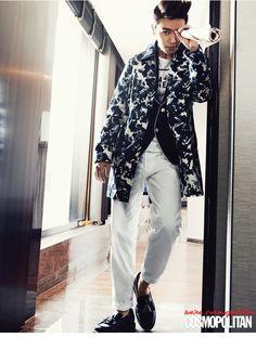 2014.05, Cosmopolitan, Super Junior-M, Donghae