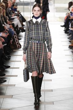 Tory Burch | Ready-to-Wear - Autumn 2017 | Look 24