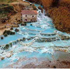Saturnia Italy