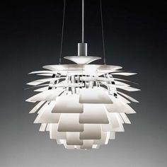 """""""Poulsen lamp""""  Si el maestro Paolo Rizzato se ha dejado seducir por esta lámpara y la ha utilizado como inspiración para uno de sus proyectos, por algo será..."""