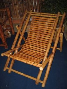 Bamboo furniture consultancy to SEBRAE Tres Rios - Bamboo Arts and Crafts Gallery Bamboo furniture c Small Bedroom Furniture, Folding Furniture, Cane Furniture, Bamboo Furniture, Rustic Furniture, Furniture Design, Street Furniture, Bamboo Shop, Bamboo Art
