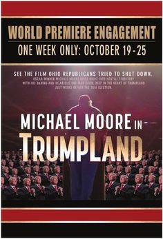 Michael Moore in TrumpLand [Sub-ITA] (2016) | CB01.ME | FILM GRATIS HD STREAMING E DOWNLOAD ALTA DEFINIZIONE