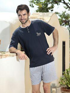 Barandi, pijama algodón, verano 2014 wwwelvishome.es