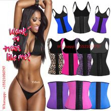 Yiduo Hot Waist Training Corsets Female Body Shaper Vest Waist Trainer Corsets Slimming Belt Latex Waist Cincher Wholesale Best Buy follow this link http://shopingayo.space