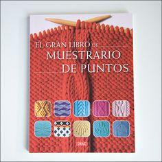 El gran libro de Muestrario de Puntos