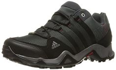 adidas Outdoor Mens Ax2 GoreTex Hiking Shoe Dark ShaleBlackLight Scarlet 105 M US -- To view further for this item, visit the image link.