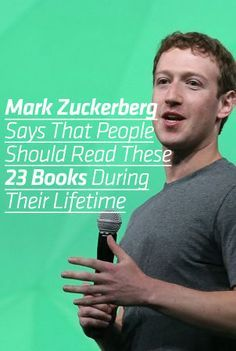 Mark Zuckerberg's recommended reading list focuses on exploring 'different cultures, beliefs, histories, and technologies.'