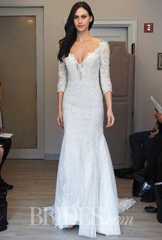 Alvina Valenta's Fall 2014 wedding dress collection
