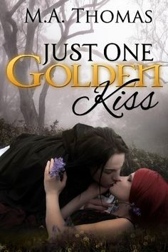Just One Golden Kiss (a steamy vampire romance retelling of the Frog Prince) by M.A. Thomas, http://www.amazon.com/dp/B00BNLS3M2/ref=cm_sw_r_pi_dp_vJTOrb03D41YS