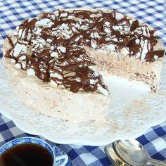 Nutella-semifreddo – Lindas Bakskola