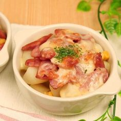 Cafe Food, Japanese Food, Food Videos, Potato Salad, Lunch Box, Food And Drink, Appetizers, Cooking Recipes, Dishes