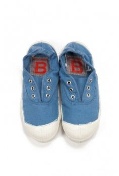 at - Sneaker Elly denim, Bensimon Sneakers, Baby Shoes, Denim, Kids, Clothes, Fashion, Fashion Ideas, Kid, Welly Boots
