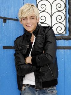 Ross Lynch/Austin Moon from Austin and Ally!!! He is so cute!