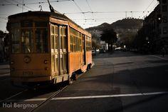 Milan Streetcar, San Francisco, California
