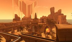"""Check out the Second Life Pic of the Day, """"Shifting Sands"""", photo by KayleSL."""