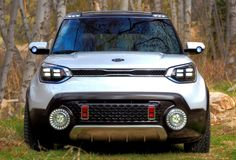 2015 KIA Trail'Ster Concept Previews Upcoming Soul Refresh + All-New Interior