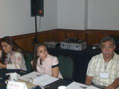 Durante el curso los asistentes se mostraron atentos a las explicaciones del ponente.