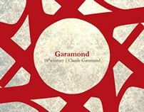 Image result for garamond font poster