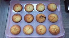 Cupcakes coeur confiture de lait
