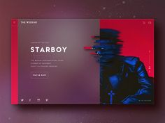THE WEEKND by Gianni Chia - Dribbble