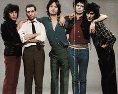 The Stones, 1980